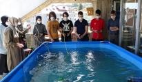 Trabzonlu öğrenciler TEKNOFEST'te yarışacak(video)