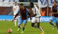 Trabzonspor 2-2 Gaziantepspor - Maç özeti-