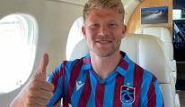 Trabzonspor, Cornelius'u KAP'a bildirdi