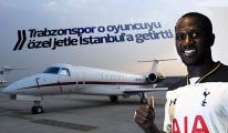 Trabzonspor Sissoko'yu özel jetle İstanbul'a getirtti