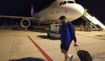 Trabzonspor'u taşıyan uçak kalkış yapamadı