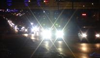 video Trakya'dan İstanbul'a trafik çilesi