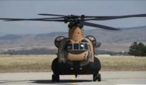 TSK, Yeni Helikopterinin Görüntülerini Paylaştı