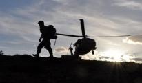 Tunceli'de Hava Destekli Büyük Operasyon
