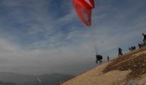 Yamaç paraşütü pisti Babadağ'da açıldı