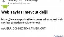 Türk hackerlar Atina ve Chicago havaalanlarını vurdu!