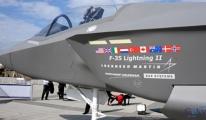 Türk Hava Kuvvetleri'nin F-35'i eğitimde!