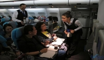 Türk Hava Yolları Hostesleri risk altındayız!