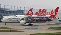 Türk Hava Yolları 2015 Yılında Tarihi Kara Ulaştı.