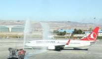 Türk Hava Yolları Ankara-Paris Seferlerini Başlattı.