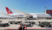 Türk Hava Yolları İsrail'e B787 ile ilk sefer