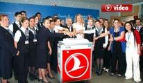 Türk Hava Yolları kabin memuru arıyor