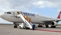 Türk Hava Yolları uçağı acil iniş yaptı