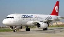 Türk Hava Yolları Uçağında Zor Anlar Yaşandı