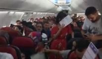Türk Hava Yolları Yolcuları Kriz Geçirdi