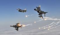 Türk jetleri PKK hedeflerini vurdu