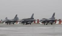 Türk Jetleri Suriye İçin 'Kırmızı' Alarma Geçti
