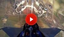 Türk Pilot 11 Saniyede 15 Bin Feete Çıktı!