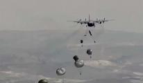 #Türk Silahlı Kuvvetleri Hava İndirme Eğitimi(video)