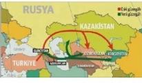 Türk Tır'ları Azerbaycan Üzerinden Gidecek