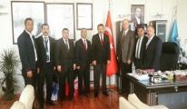 Türk Ulaşım Sen'den Başmüdür Kırcı'ya Ziyaret
