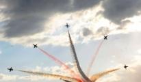 Türk Yıldızları Kayseri Semalarında Uçacak