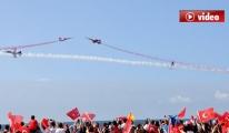 Türk Yıldızları, Maçka Şehitleri Anısına Uçtu