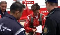 Türk Yıldızları Rusya'da video