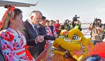 Turkish Airlines begann Flüge nach Istanbul-Xi'an