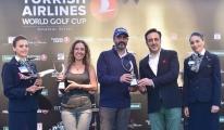 Turkish Airlines World Golf Cup İstanbul'da Kazananlar Belli Oldu