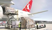 Turkish Cargo ilk kez 3.Havalimanı'na indi!