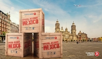 Turkish Cargo, Mexico City'de