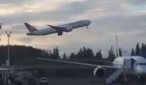 Turkish Cargo'nun ikinci B 777'si de yola çıktı!