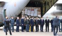 Türkiye, ABD'ye 2'nci kez sağlık malzemesi gönderdi