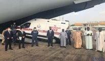 Türkiye, Çad'a ambulans gönderdi