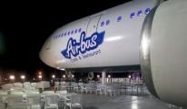 Türkiye'nin En Lüks Uçak Restorant ve Cafesi