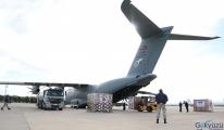 Türkiye'den 5 ülkeye daha yardım
