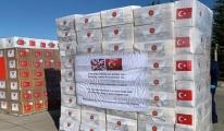 Türkiye'den İngiltere'ye bir yardım daha
