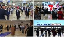 Türkiye'den Londra uçuşlarına başladı