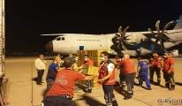 Türkiye'den Lübnan'a tıbbi yardım (video)
