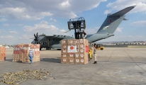 Türkiye'den, Lübnan'a yardım uçağı