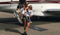 Türkiye'den Özel Uçakla Kaçtı,Özel Uçakla Geldi