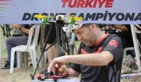 Türkiye Drone Şampiyonası'nın 2. etabı Çanakkale'de