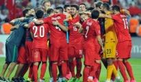 Türkiye FIFA Sıralamasında Yükselişte