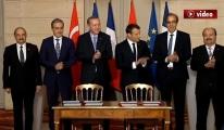 Türkiye-Fransa arasında füze anlaşması imzalandı video