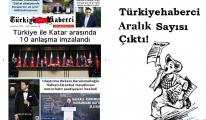 Türkiye Haberci Gazetesi Aralık Sayısı Çıktı! Ücretsiz oku