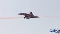 Türkiye Hava Gösterisi 2011 dünyayı hayran bıraktı