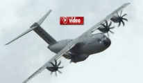 Türkiye İçin Üretilen A400M'nin Düşüş Sebebi Belli Oldu
