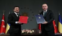 Türkiye ile Ukrayna  'Askeri Çerçeve Anlaşması'(video)