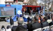 Türkiye Kanatlarımın Altında Projesi